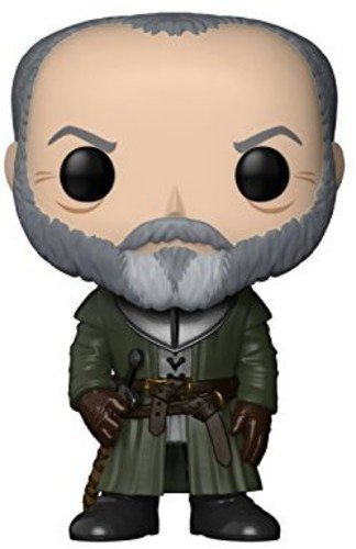 Funko Pop TV: Game of Thrones-Davos Seaworth, Multicolor