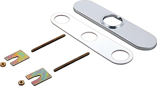 Delta Faucet RP64070 Trinsic, 8 Inch Escutcheon, Chrome