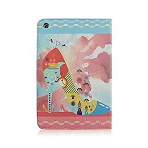 HP Fashion Heels Series PU Full Body Case with Stand for iPad 2/3/4