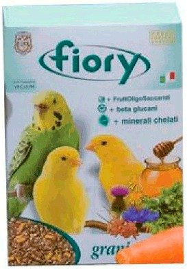 Pasta de cría vitaminada para aves granivoras. Grani salute. 300 gr