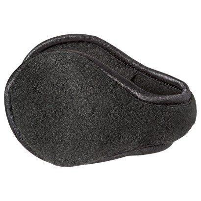 Degrees By 180s Women Discovery Ear Warmers (Behind Ear Design) - Black Fleece
