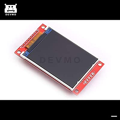 2.8 inch 240x320 IPS TFT LCD Display Panel SPI w//Capacitive Touch Panel,Tutorial