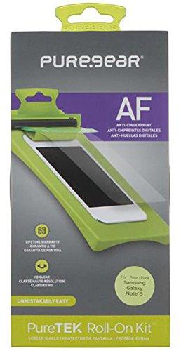 PureTek Roll-On Screen Shield Kit8482; for Samsung Galaxy Note5 Anti-fingerprint ()