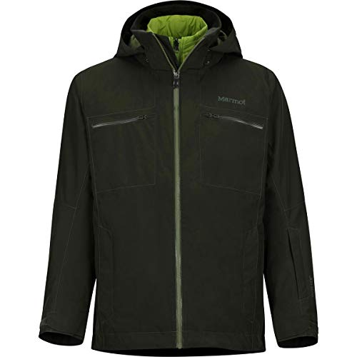 Marmot KT Component 3-in-1 Jacket - Men's Rosin Green, M ()