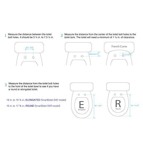 Bio Bidet Ultimate Bb 600 Advanced Bidet Toilet Seat