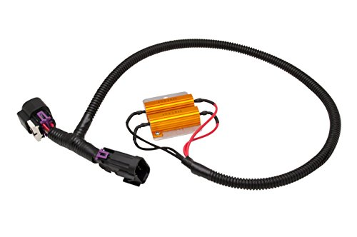 Corvette Envy C6 Corvette Rear Resistor Pack/Signal Fix/LED Bypass/Hyperflash Harness
