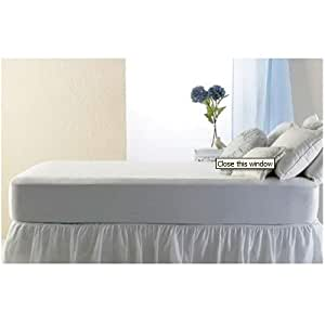Amazon Com Sunbeam Heated Electric Mattress Pad Sz Queen