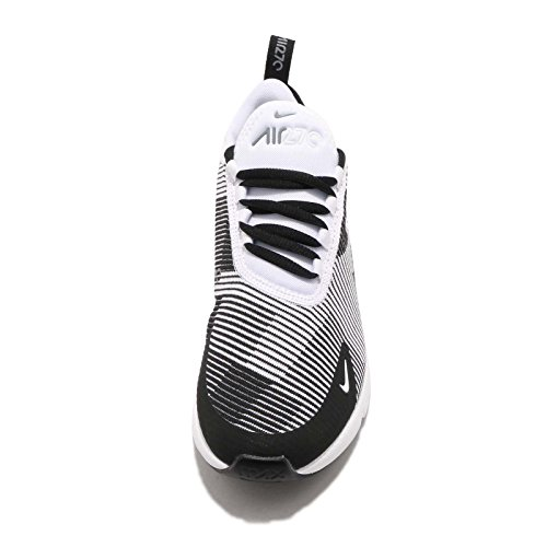Mehrfarbig White Metallic Herren 270 001 Black Sneakers NIKE Gs Grey Air Silver Cool Kjcrd Max 71gwg0zq