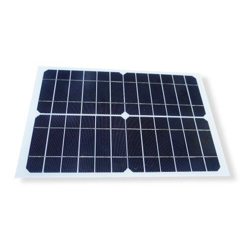 Cheap Frameless 15W Monocrystalline Solar Panel with Durable Tempered Glass