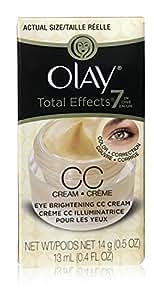 Olay Total Effects 7 in One Eye Brightening CC Cream, .4 Fl Oz
