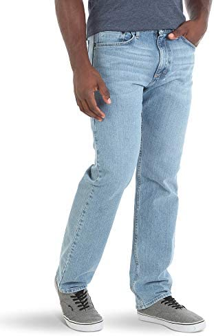 Wrangler Authentics Men's Classic Relaxed Fit Flex Jean