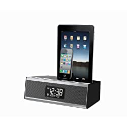 The Sharper Image ESI-B622 Relaxx Dual Bedside Audio Dock