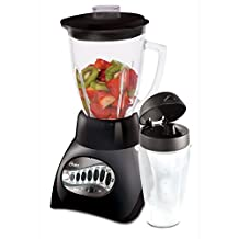 Oster 12-Speed Blender with Blend-N-Go Cup, Black, BLSTFE12BBNG-033