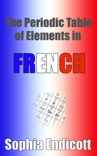 The Periodic Table Of Elements In French The Periodic Table In