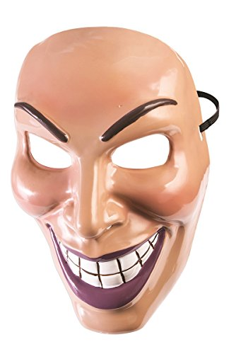 Forum Novelties Male Evil Grin Mask Standard ()