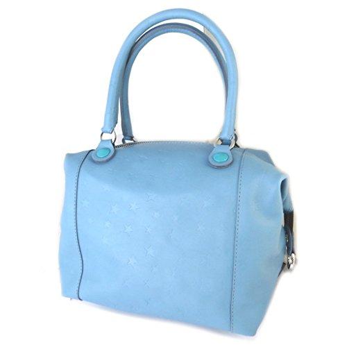 Cuir Sac 36x29x2 Bleu P1468 m Azur 3 1 En Cm Gabs Étoiles pAEqx