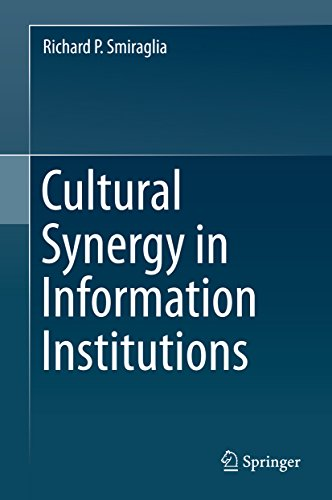 Download Cultural Synergy in Information Institutions Pdf