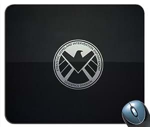 Custom SHIELD Marvel Avengers v1 Mouse Pad g4215 by mcsharks