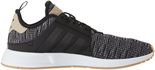 Uomo Core Black Core adidas Indoor Gum X PLR Multisport Scarpe Black ww1gq4Xa