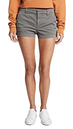 J Brand Women's Clara Shorts, Zinc, 24 by J Brand Jeans