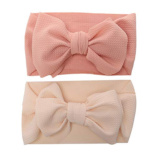Wrap Bow - Baby Girls Headbands Baby Head Wraps Baby Headbands and Bows