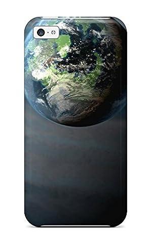 Unique Design Iphone 5c Durable Tpu Case Cover Planets (Iphone 5c Speck Case Cheap)