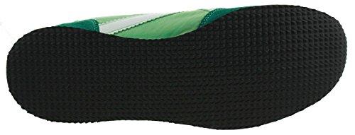 Walsh Tornado - Zapatillas de Piel para hombre verde verde claro verde claro