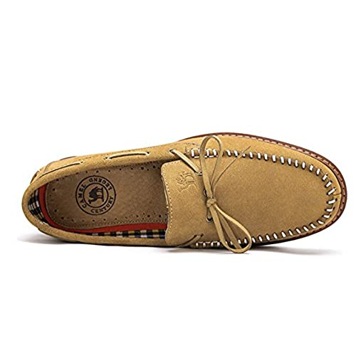 b2df9da8b8c45 Camel Men's Moccasin Slipper Slip-On Driving Moccasin Casual Loafers ...
