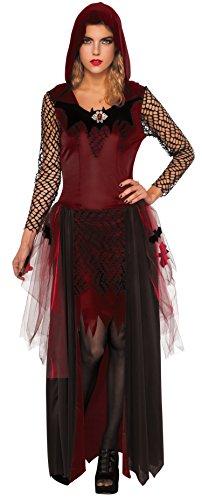 Womens Dracula Costumes (Rubie's Costume Co. Women's Dark Beauty Costume, As Shown, Standard)