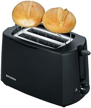 Severin AT 2287 Schwarz Toaster