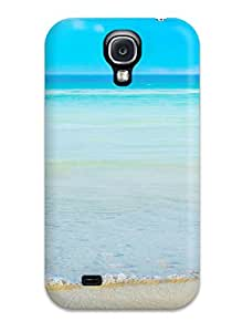 Fashion Tpu Case For Galaxy S4- Free Beach S Defender Case Cover