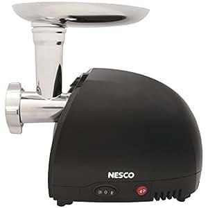 Nesco FG-100 500W Food Grinder Metal Gearbox & Shaft - Gray Home & Garden