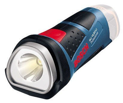 Price comparison product image New Bosch GLI 10.8v-li Li-ion Flashlight Torch Cordless Work Light Worklight