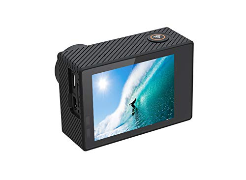 "ThiEYE T5 Edge 4K Action Camera Wifi Waterproof Sport Video Camera 14MP Ultra-HD 2"" IPS Screen with EIS, APP & Voice Control, 170 Wide Angle, Rechargeable Battery and Full Accessories ThiEYE"