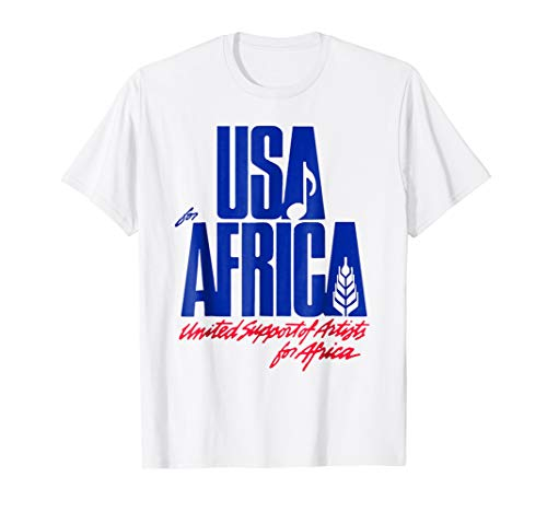 We Are the USA Africa T shirt by We Are the USA Africa