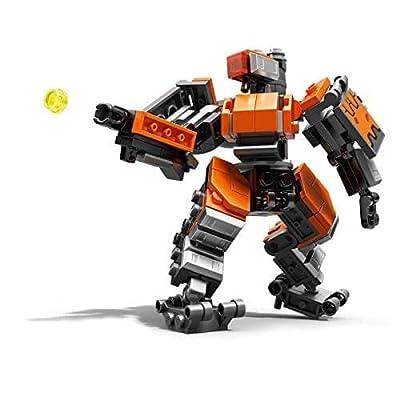 LEGO Overwatch Omnic Bastion Set #75987: Toys & Games