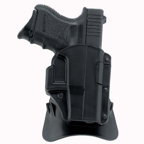Galco Matrix Auto Locking Holster for Glock 19, 23, 32 (Black, Right-hand) ()