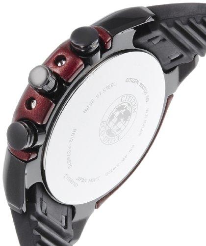 Citizen Dome herrarmbandsur XL kronograf harts CA0287-05E