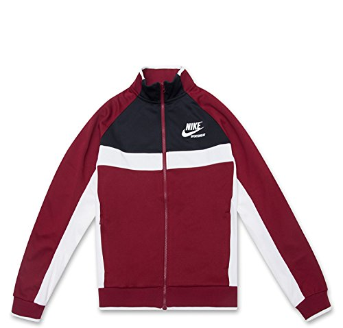 Nike mens M NSW JOGGER FLEECE ARCHIVE 923484-677_L - TEAM RED/SAIL