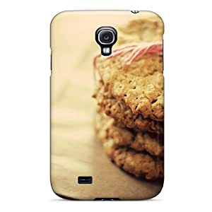 KarenJohnston SFBpusH23955vrItN Case For Galaxy S4 With Nice Cookies Present Appearance