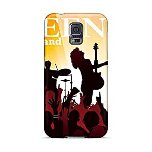 KerryParsons Samsung Galaxy S5 High Quality Hard Cell-phone Case Unique Design Vivid Queen Pattern [dfz2875cDWx]