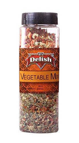Dip Jar Mix (Vegetable Soup Mix by Its Delish, Large 12 oz Jar)