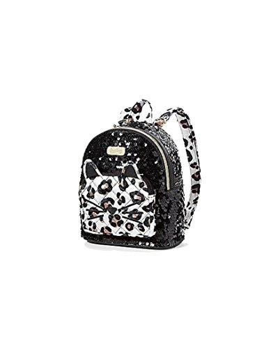 Justice Sequin Cat Mini Backpack
