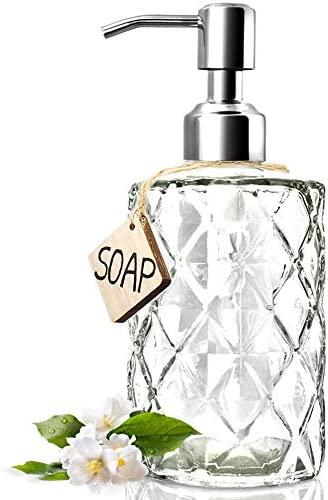 JASAI Diamond Dispenser Stainless Bathroom product image