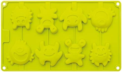 Birkmann Silicone Monster Pops Baking Mold / Birkmann Silicone Monster Pops Baking Mold