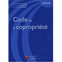 Code de la copropriété : Edition 2008 (ancienne édition)