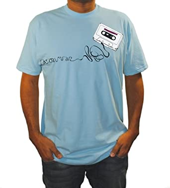 Wea Jason ShirtLight T Case Organinc Retro Men's Mraz BlueX pMSVqzGLU