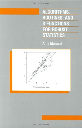 Algorithms, Routines, and S-Functions for Robust Statistics: The FORTRAN Library ROBETH with an Interface to S-PLUS