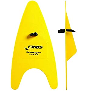 FINIS Adult Freestyler Hand Paddles (Yellow)