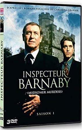 """Résultat de recherche d'images pour """"inspecteur barnaby saison 1"""""""